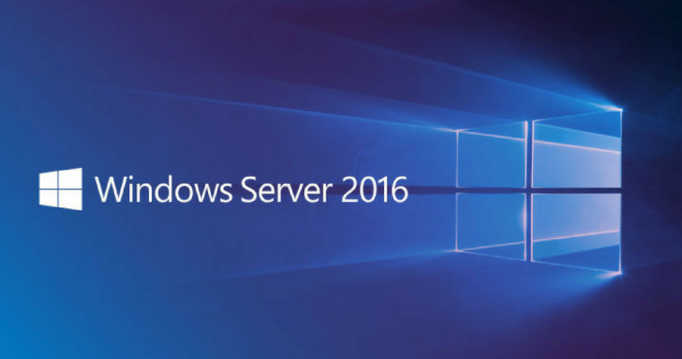 Tutorial: Windows Server 2016 installation
