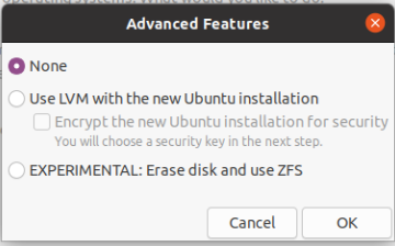 Tutorial covering the installation of Ubuntu 20.04 Linux